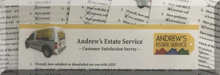 AES86.com Customer Satisfaction Survey