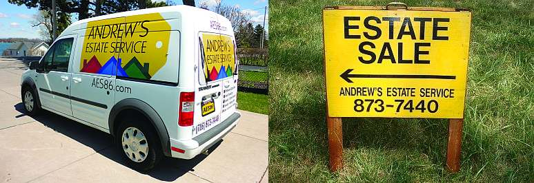 AES86.com Vehicle & Signage