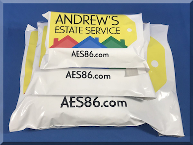Andrews Estate Service AES86 Shipping & Packaging Supplies