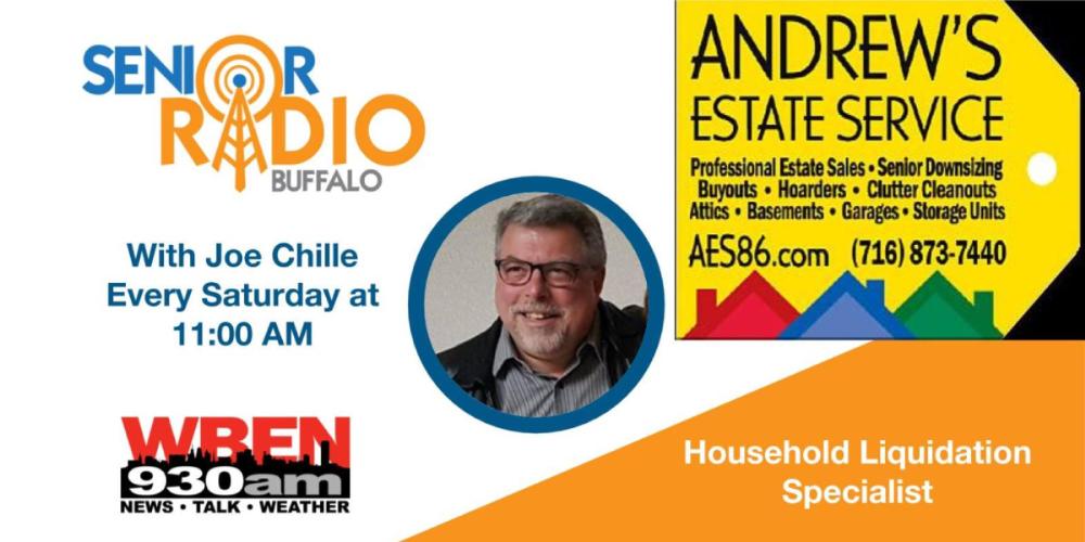 Senior Radio Buffalo Joe Chille