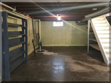 Andrews Estate Service Household Liquidation Specialists Basement Tonawanda NY 14150 Emptied