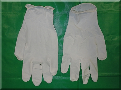 Andrews Estate Service Gloves Clean
